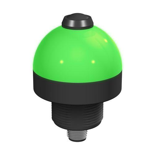 botón pulsador táctil / con luz / con indicador luminoso / IP67