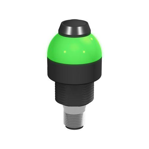 botón pulsador táctil / de iluminación / con indicador luminoso / estanco al agua
