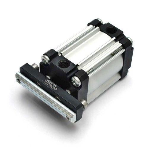 actuador lineal / neumático / con varilla doble / de doble efecto