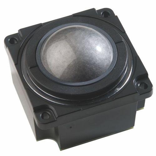 Trackball láser / empotrable / 2 inch (50 mm) / reforzado