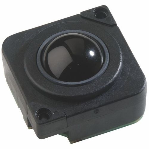Trackball mecánico / empotrable / 38 mm / industrial