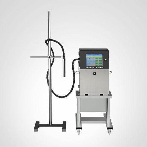 máquina de impresión de inyección de tinta / multicolor / para etiquetas / para tubería
