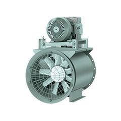 ventilador axial / de refrigeración / de secado / de circulación de aire