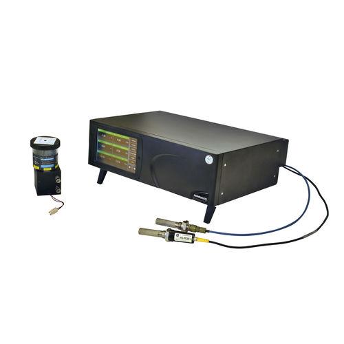 analizador de aire / de trazas / de humedad / benchtop