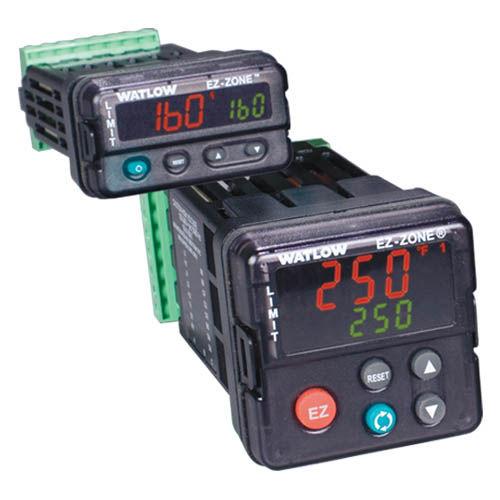 controlador de temperatura digital / PID / montado en panel