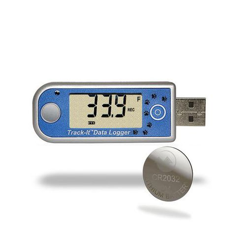 registrador de datos de temperatura y humedad