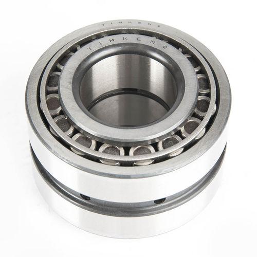 rodamiento de rodillos cónicos / de dos hileras / de acero / para cargas pesadas