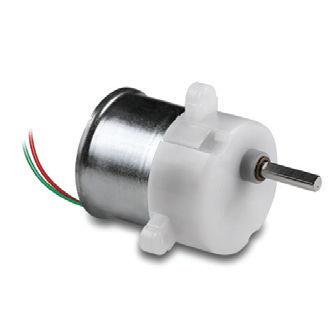 motorreductor DC / de ejes paralelos