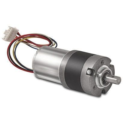 motorreductor sin escobillas / coaxial / micro / con electrónica integrada