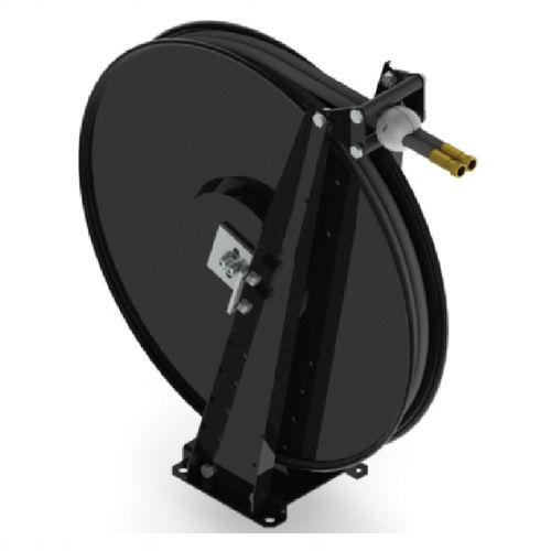 enrollador de tubo hidráulico / retráctil / fijo