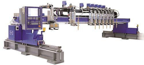 máquina de corte para metal / por plasma / por oxicorte / de chapa
