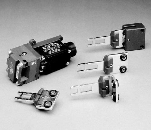 interruptor multipolar / de termoplástico / con actuador separado / de seguridad