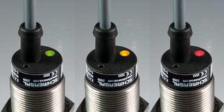 sensor de proximidad inductivo / cilíndrico M30 / IP67 / IP65