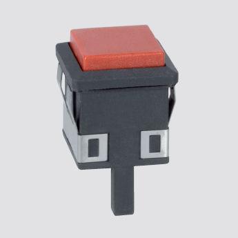 botón pulsador táctil / electromecánico / estándar / en miniatura