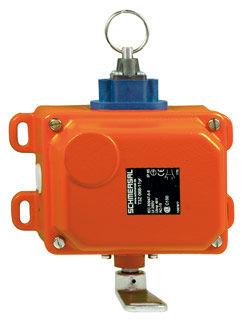 interruptor con control por cable / multipolar / electromecánico / de parada de emergencia