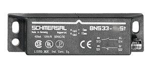 sensor de proximidad magnético / rectangular / IP67 / de seguridad