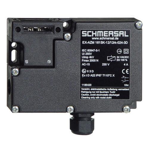 dispositivo de cierre por solenoide para la seguridad y control de acceso