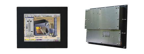 monitor con pantalla táctil resistiva / 15
