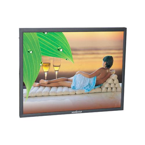 monitor LCD / táctil / 15
