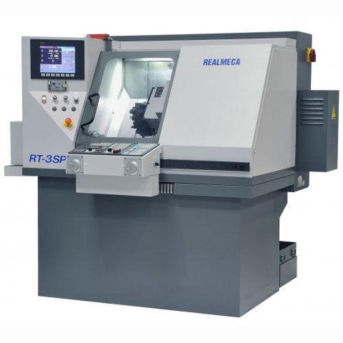 centro de torneado CNC / 4 ejes / de alta precisión / rígido