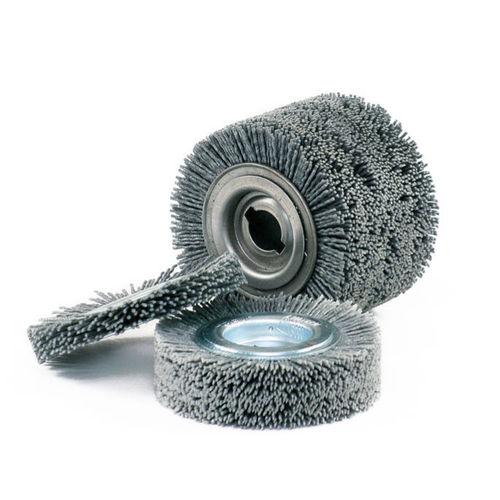 cepillo circular / de desbastado / de plástico