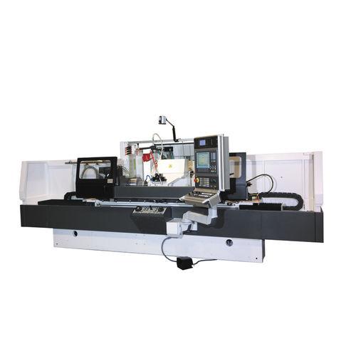 rectificadora cilíndrica exterior / plana / para chapa metálica / controlada por PLC