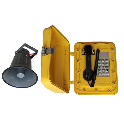 teléfono analógico / IP / PoE / Ethernet