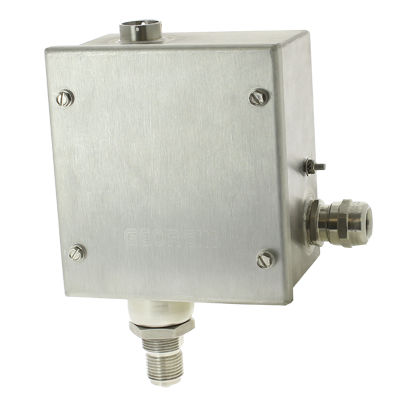 presostato de membrana / diferencial / de fuelle / de tubo Bourdon