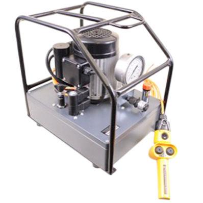 grupo hidráulico de motor neumático