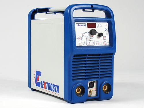 soldadora TIG / monofásica / pulsada DC / inverter
