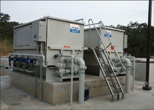 unidad de filtración de arena / para el tratamiento de aguas residuales / con lavado a contracorriente