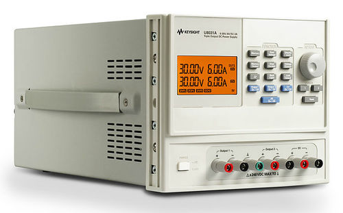 alimentación eléctrica AC/DC / de tres salidas / de bajo nivel de ruido / compacta