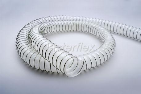 tubo flexible para productos alimentarios