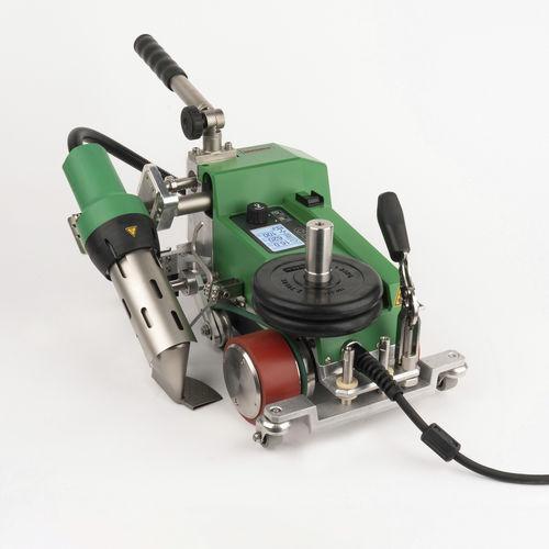 sistema de soldadura de aire caliente / automático / integrado / para plástico
