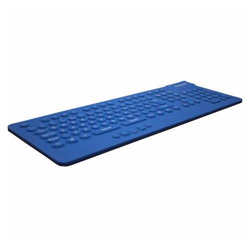 teclado de mesa / de tecla mecánica / 102 teclas / sin puntero