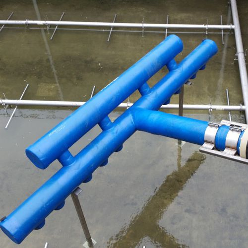 decantador para aguas residuales / de flotación / horizontal / vertical