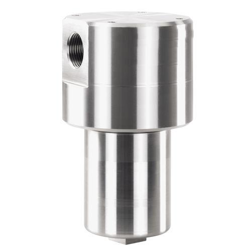 filtro hidráulico / con cesta / compacto / modular