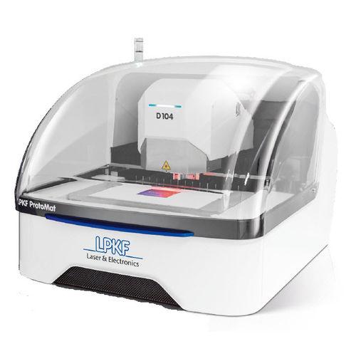 Máquina de prototipado para PCB - ProtoMat D104 - LPKF Laser