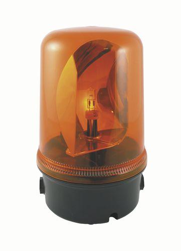 avisador luminoso giratorio / de halógeno / 230 V CA / 115 V CA