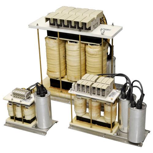 filtro electrónico paso banda / activo / sinusoidal / de salida