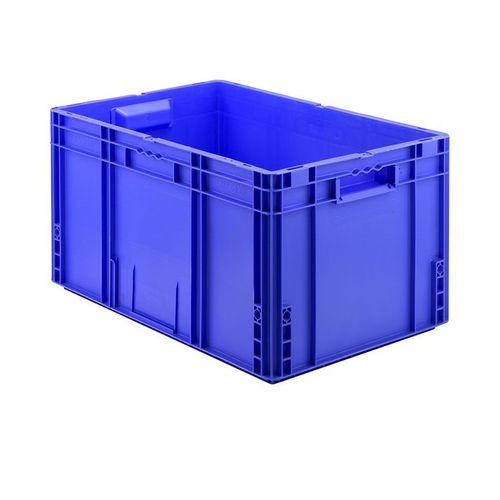 cajón de polipropileno / para almacenamiento / de transporte / de manipulación