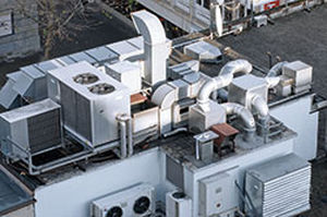 ventilador axial / de circulación de aire / ATEX / de ahorro energético