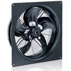 ventilador de pared / axial / de refrigeración / de circulación de aire