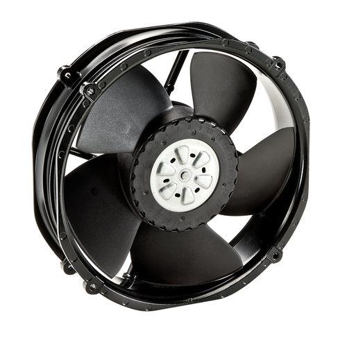 ventilador axial / de circulación de aire / industrial / de plástico reforzado con fibra de vidrio