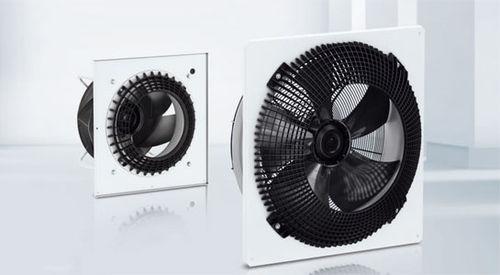 rejilla de ventilación de metal / silenciosa