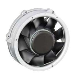 ventilador para la electrónica / diagonal / de refrigeración / industrial