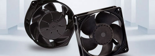 ventilador para la electrónica / axial / de circulación de aire / industrial