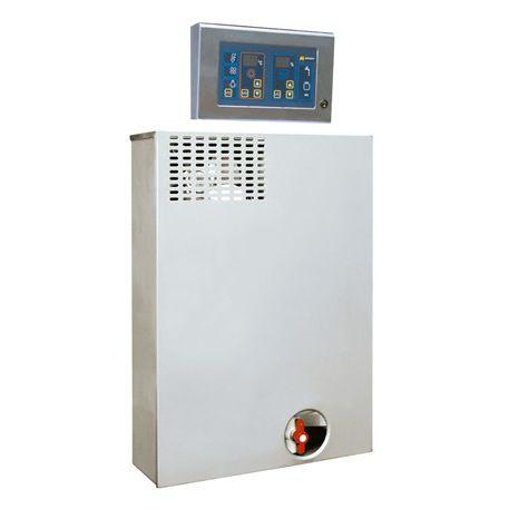 controlador de temperatura con pantalla LCD