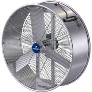 ventilador axial / de refrigeración / de circulación de aire / de accionamiento directo