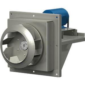 ventilador centrífugo / industrial / de rueda libre